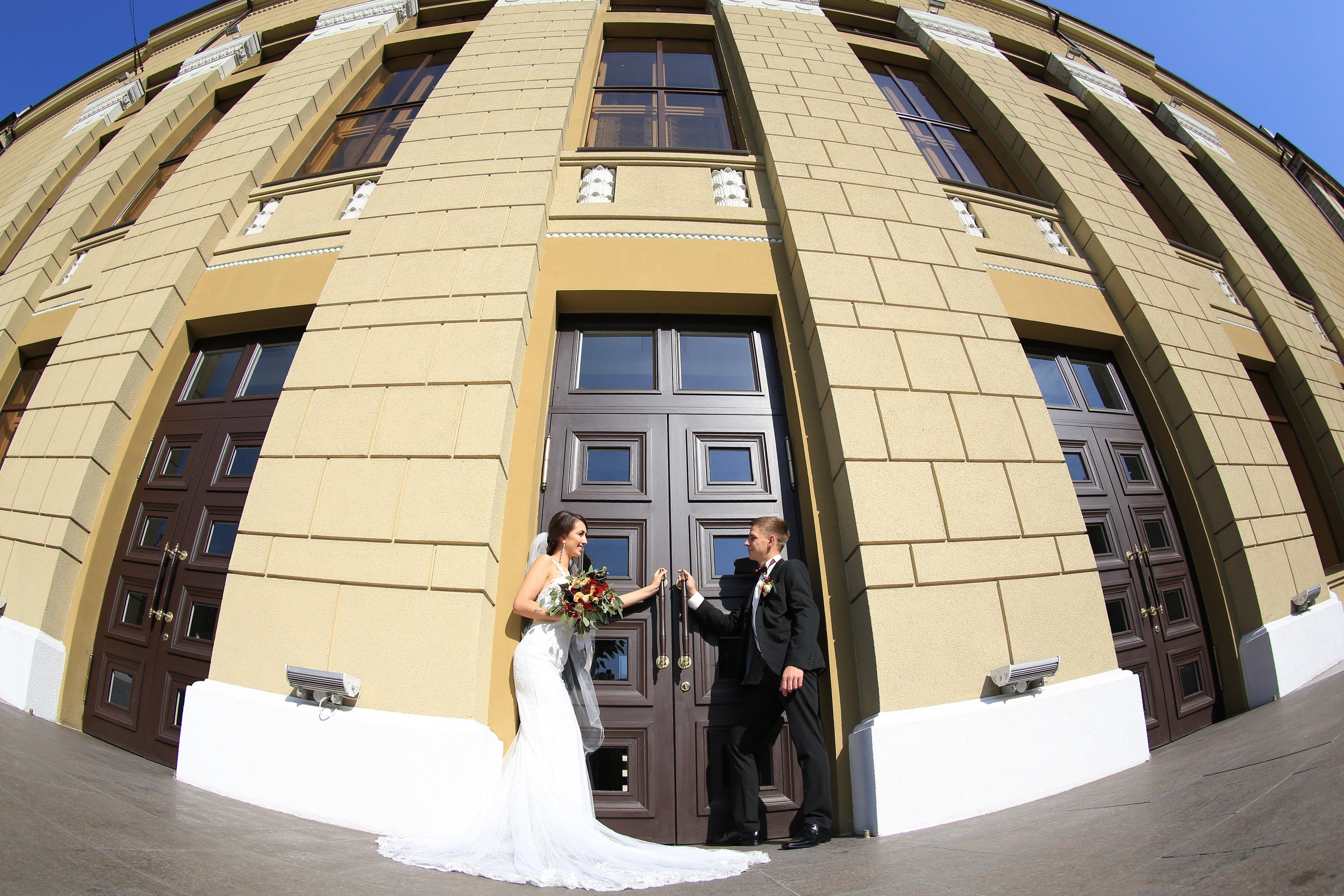 свадебное фото в воронеже